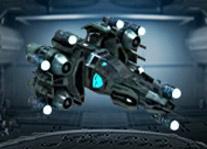 Darkorbit design Avenger