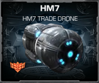 drone de commerce HM7
