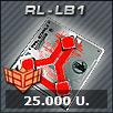 RL LB 1 cpu lance roquete auto